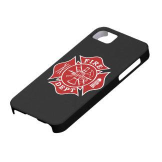 Firefighter Maltese Cross iPhone case 5/5S/SE
