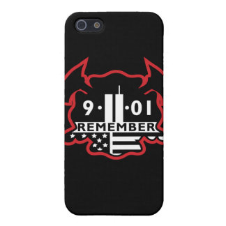 Firefighter Maltese Cross with 9-11 Tribute Cover For iPhone SE/5/5s