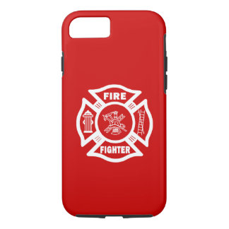 FireFighter Maltese iPhone 8/7 Case