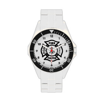Firefighter Maltese Wrist Watch