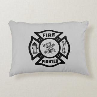 Firefighter Accent Pillow