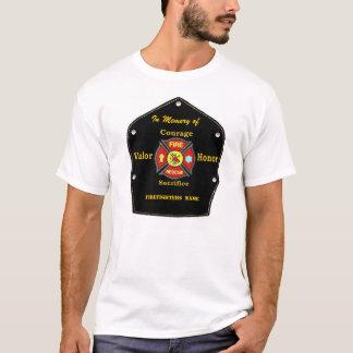 FIREFIGHTER MEMORIAL T-Shirt