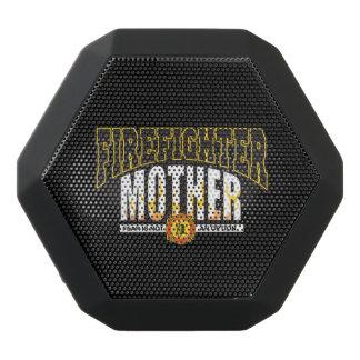 Firefighter Mother Black Bluetooth Speaker