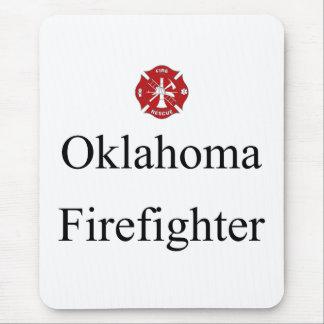 Firefighter Mousepad