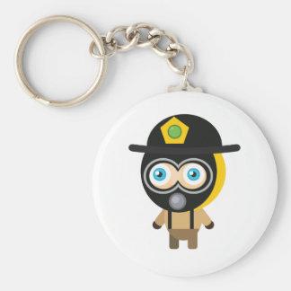 Firefighter - My Conservation Park Keychain