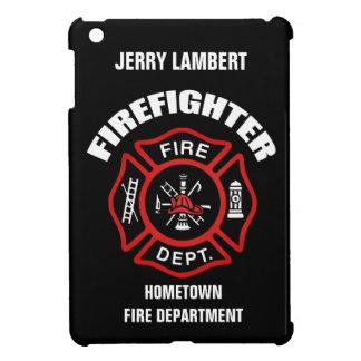 Firefighter Name Template iPad Mini Case