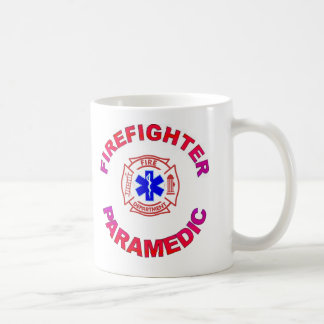 Firefighter-Paramedic - mug