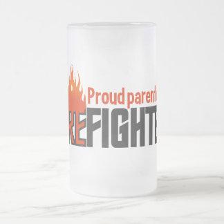 Firefighter Parent mug - choose style & color