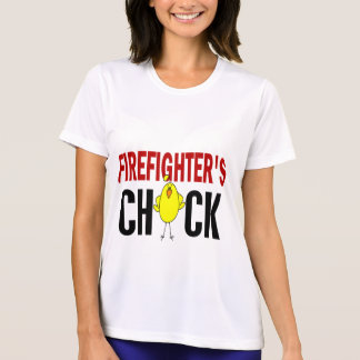 Firefighter's Chick Tshirts