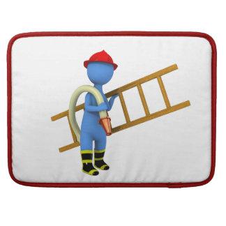 Firefighter Sleeve For MacBooks