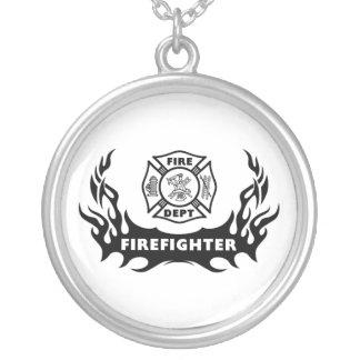 Firefighter Tattoo Custom Jewelry