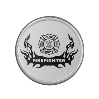Firefighter Tattoo Speaker
