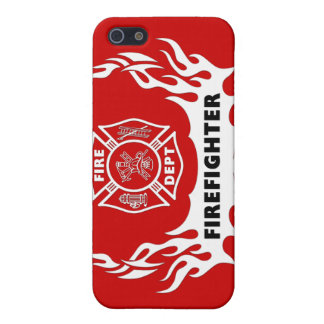 Firefighter Tattoos Case For iPhone SE/5/5s