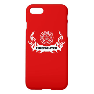 Firefighter Tattoos iPhone 7 Case