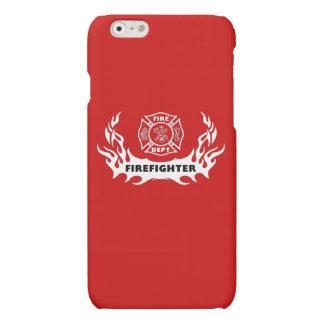 Firefighter Tattoos Matte iPhone 6 Case