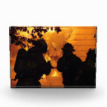 Firefighter Team Acrylic Award
