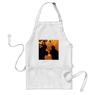 Firefighter Team Adult Apron