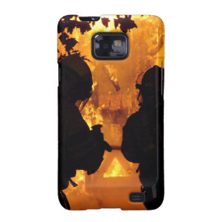 Firefighter Team Galaxy S2 Cover