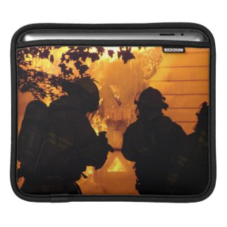 Firefighter Team Sleeve For iPads
