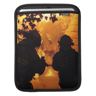 Firefighter Team iPad Sleeve