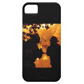 Firefighter Team iPhone 5 Case