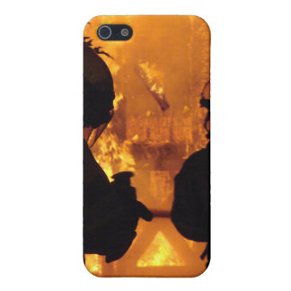 Firefighter Team iPhone 5 Cases