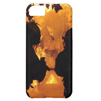 Firefighter Team iPhone 5C Covers