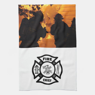 Firefighter Team Kitchen Towels