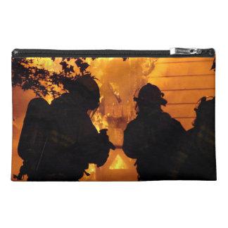 Firefighter Team Travel Accessory Bag