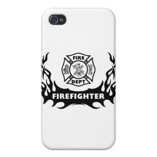 Firefighter Toos iPhone 4/4S Covers