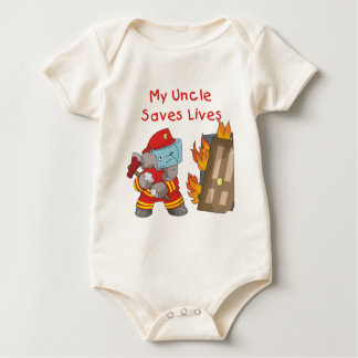 Firefighter Uncle T-shirts and Gifts