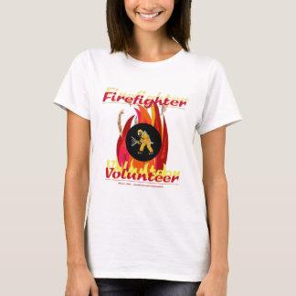 Firefighter Volunteer. T-Shirt