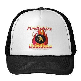 FireFighter Volunteer Trucker Hat
