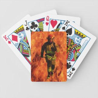 Firefighter VS Flames Card Decks