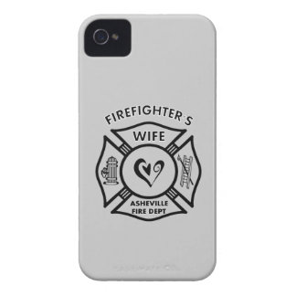 Firefighter Wives of Asheville Fire Dept iPhone 4 Cover