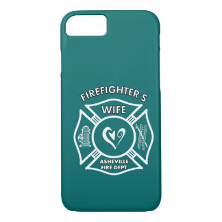 Firefighter Wives of Asheville Fire Dept iPhone 8/7 Case