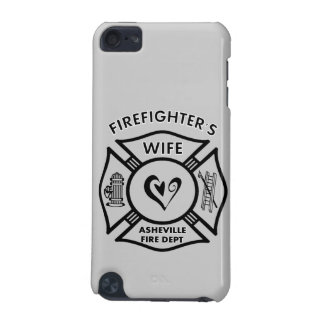 Firefighter Wives of Asheville Fire Dept iPod Touch 5G Case