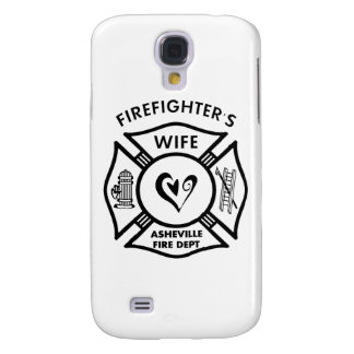 Firefighter Wives of Asheville Fire Dept Samsung Galaxy S4 Cover