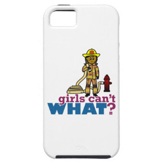Firefighter Women iPhone 5 Cover