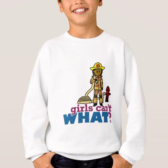 Firefighter Women Sweatshirt