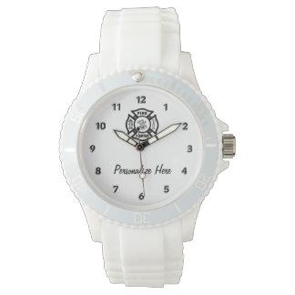 Firefighter Wrist Watch