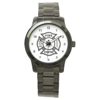 Firefighter Personalized Watches, Bags & Gear