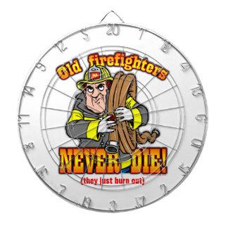 Firefighters Dart Board