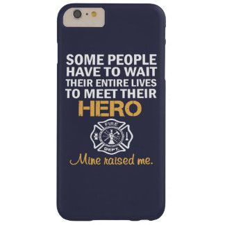 FIREFIGHTER'S DAUGHTER BARELY THERE iPhone 6 PLUS CASE