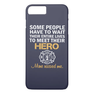 FIREFIGHTER'S DAUGHTER iPhone 7 PLUS CASE