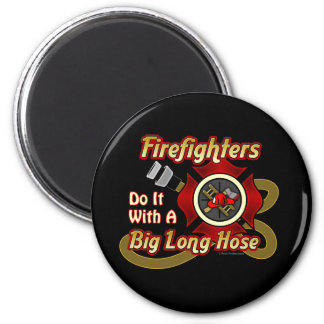 FireFighters Do It Refrigerator Magnets