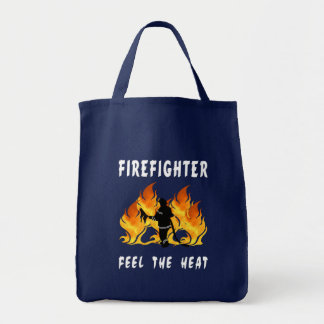 Firefighters Feel The Heat Bags