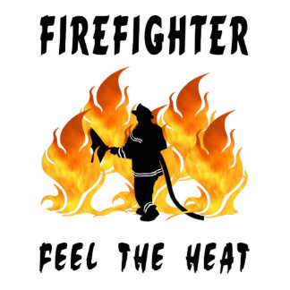 Firefighters Feel The Heat Statuette