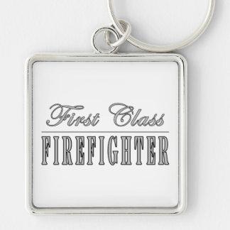 Firefighters : First Class Firefighter Key Chain