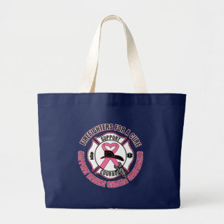 Firefighters For A Cure Breast Cancer Bags